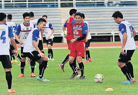 Thái Lan lên kế hoạch lấy vé dự VCK World Cup 2018 - ảnh 1