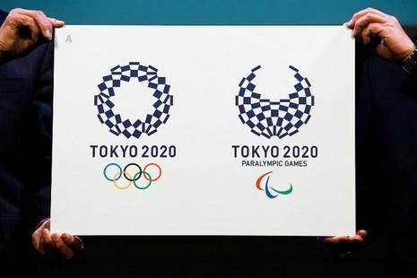 Olympic Tokyo công bố logo mới - ảnh 1