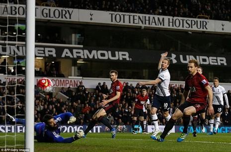 Tottenham chưa chịu tung cờ trắng trước Leicester City - ảnh 1