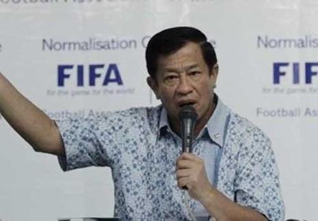 Indonesia gặp Chủ tịch FIFA để dỡ bỏ cấm vận - ảnh 2