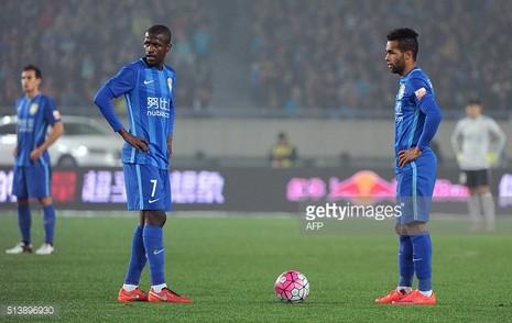 AFC Champions League: Jiangsu, B.Bình Dương chia tay giải - ảnh 2