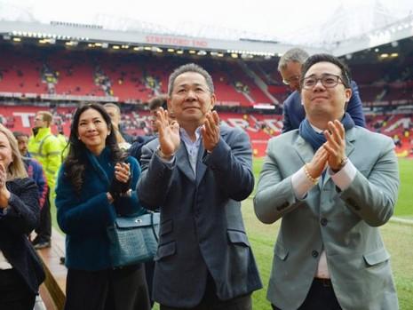 Nhà vô địch Leicester City đặt mục tiêu... top 10 ở mùa tới - ảnh 1