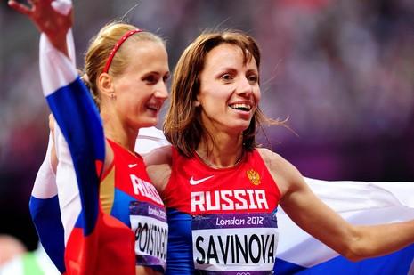 Điền kinh Nga lại dính scandal, khó góp mặt tại Olympic - ảnh 1