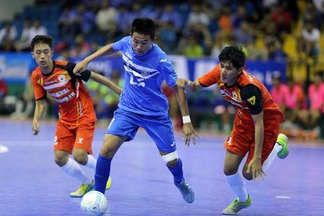 Vòng 10 giải Vô địch Futsal toàn quốc: Chen chúc nhóm giữa - ảnh 1