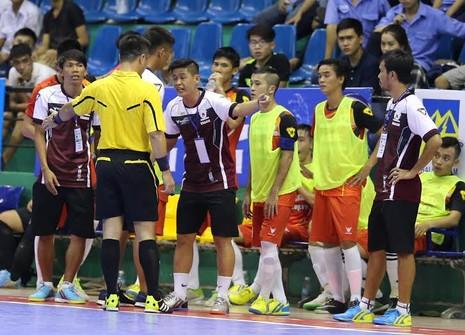 Vòng 10 giải Vô địch Futsal toàn quốc: Chen chúc nhóm giữa - ảnh 2