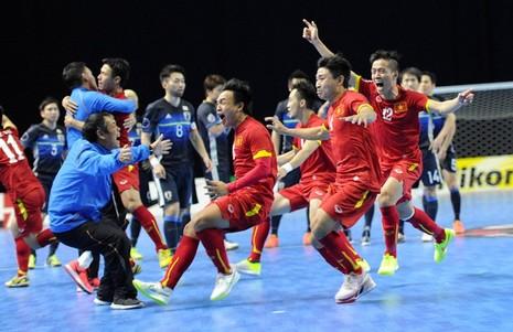 Sau kết quả bốc thăm Futsal World Cup: Cách tính của Bruno! - ảnh 1