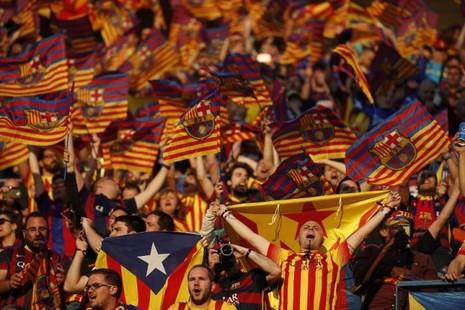 Barcelona lập cú đúp cúp Nhà vua trước Sevilla - ảnh 3