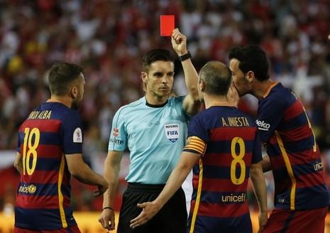 Barcelona lập cú đúp cúp Nhà vua trước Sevilla - ảnh 2