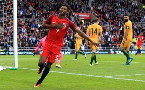 Rashford ghi bàn nhanh, Roy Hodgson bối rối - ảnh 1