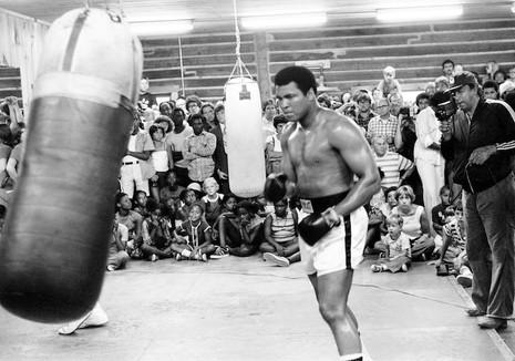 Vĩnh biệt Huyền thoại Muhammad Ali  - ảnh 2