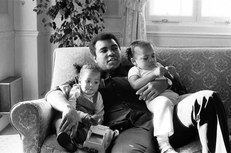 Vĩnh biệt Huyền thoại Muhammad Ali  - ảnh 3