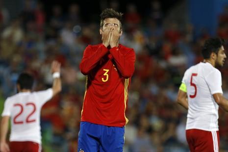Tây Ban Nha thua sốc Gruzia - ảnh 2