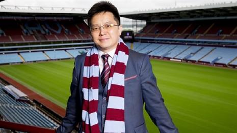 Tỉ phú 39 tuổi Trung Quốc chính thức sở hữu Aston Villa - ảnh 1