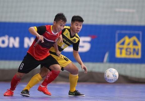 Giải futsal TP.HCM mở rộng-Cúp LS 2016: Thái Sơn Bắc vào bán kết  - ảnh 1