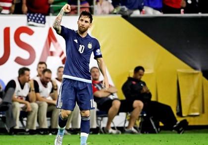 Messi lập kỷ lục, Argentina vào chung kết Copa America - ảnh 1