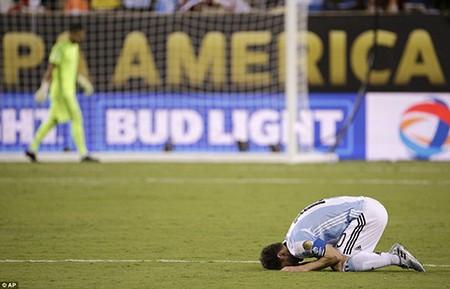 Messi đá hỏng phạt đền, giấc mơ Argentina lại tan vỡ - ảnh 4