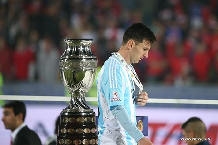 Messi đá hỏng phạt đền, giấc mơ Argentina lại tan vỡ - ảnh 2