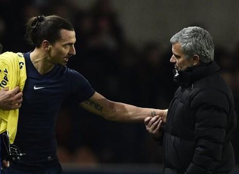 Mourinho nói gì khi Ibrahimovic gia nhập MU? - ảnh 1
