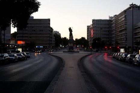 đường phố thủ đô lisbon