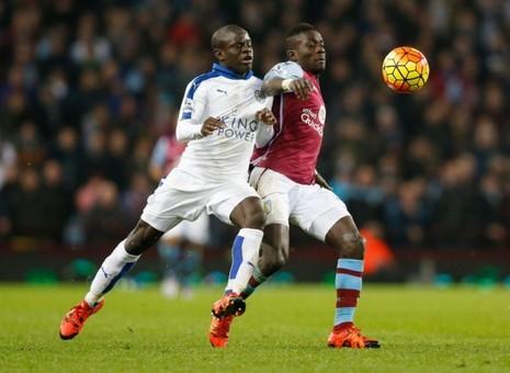 Kante (trái) đang đứng trước ngã ba đường: Real- Chelsea hay Leicester?