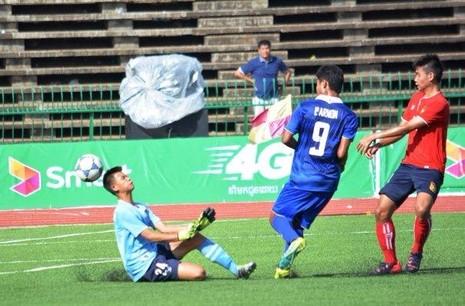 Giải vô địch U-16 Đông Nam Á: Việt Nam gặp Campuchia ở bán kết - ảnh 2