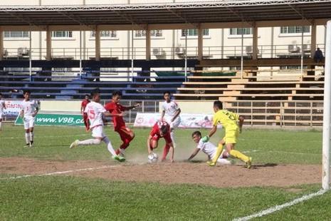 Giải vô địch U-16 Đông Nam Á: Việt Nam gặp Campuchia ở bán kết - ảnh 1
