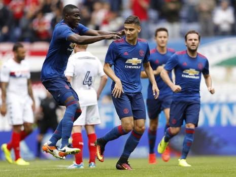 Trận derby thành Manchester 135 năm - ảnh 1