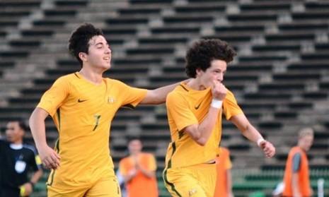 Giải U-16 Đông Nam Á: Việt Nam tái đấu Úc ở chung kết  - ảnh 4