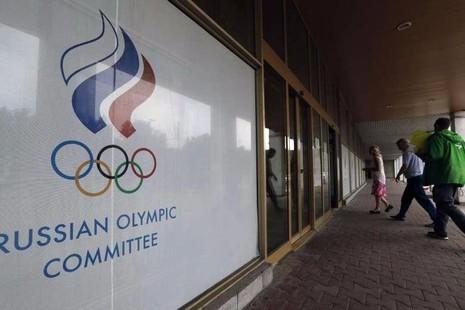 Những ngày này tại cơ quan Ủy ban Olympic Nga họp hành liên tục