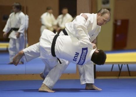 Judo, nơi Tổng thống Putin làm chủ tịch danh dự không dính tai tiếng doping