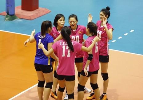 Giải vô địch bóng chuyền nữ U-19 châu Á: Việt Nam tạo lịch sử - ảnh 2