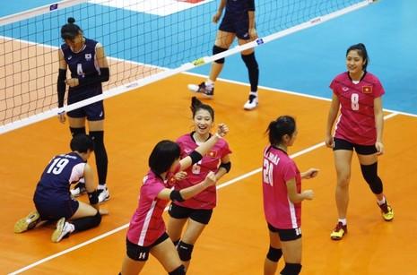 Tuyển U-19 nữ Việt Nam trận  đánh bại U-19 Hàn Quốc 3-1.