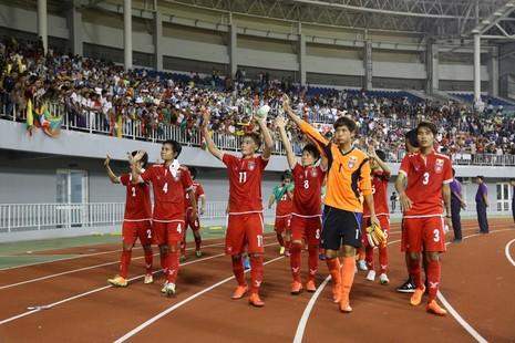 Giải bóng đá nữ Đông Nam Á: Việt Nam gặp Myanmar tại bán kết - ảnh 2