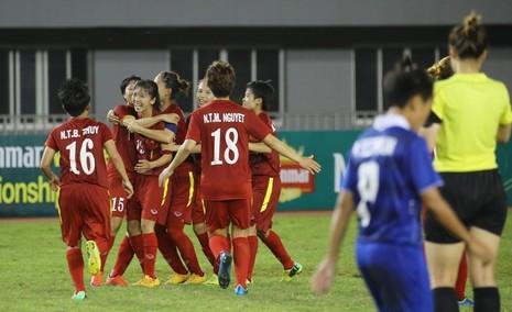 Giải bóng đá nữ Đông Nam Á: Việt Nam gặp Myanmar tại bán kết - ảnh 1