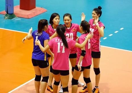 Vào bán kết, các cô gái trẻ Việt nam không thể tiếp tục gây bất ngờ