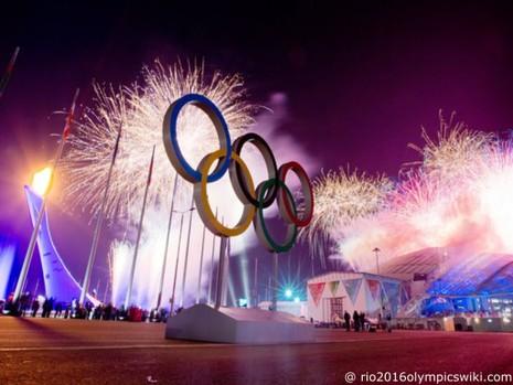 Khai mạc Olympic Rio: Bên trong hoành tráng, bên ngoài đốt cờ - ảnh 2