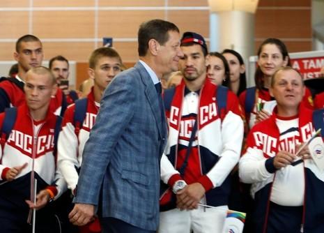 Olympic Rio: Đoàn Nga yếu, ai 'trị' đoàn Mỹ - ảnh 1