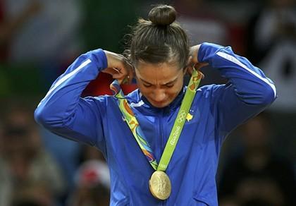 Câu chuyện cảm động về chiếc HCV Olympic đầu tiên của Kosovo - ảnh 2