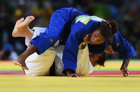 Chủ nhà Brazil đã giải cơn khát bằng HCV Judo - ảnh 2