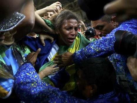 Chủ nhà Brazil đã giải cơn khát bằng HCV Judo - ảnh 1