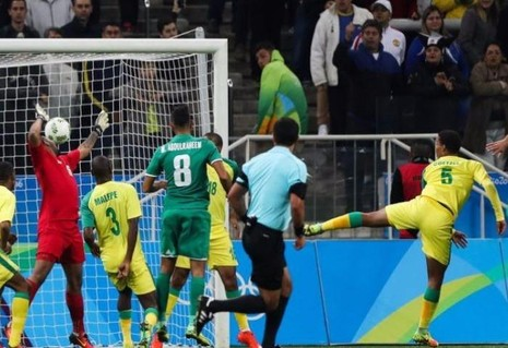 Olympic Iraq chia tay Rio qua ba trận toàn hòa