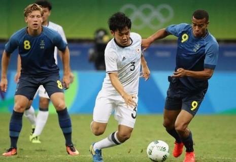 Olympic Nhật ̣̣̣thi đấu không thành công tại Olympic Rio