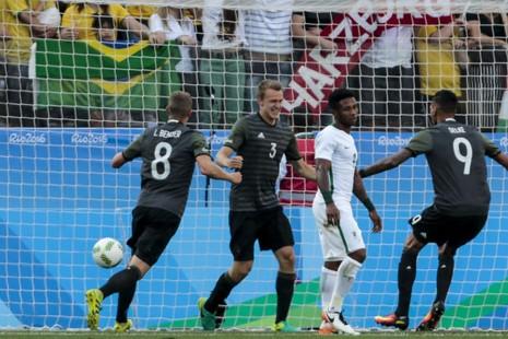 Bóng đá nam Olympic: Brazil gặp Đức ở chung kết - ảnh 2