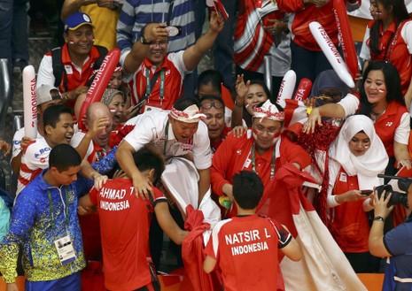 Indonesia đã có HCV Olympic Rio - ảnh 3