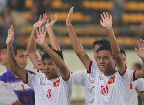 Giải tứ hùng quốc tế U-19 - KBZ Bank: Việt Nam dẫn đầu bảng - ảnh 2