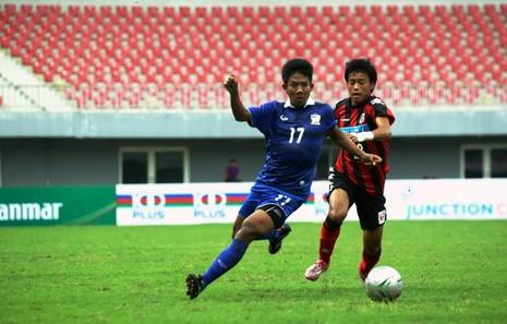 Giải tứ hùng quốc tế U-19- KBZ Bank: Việt Nam chắc suất đá chung kết - ảnh 2