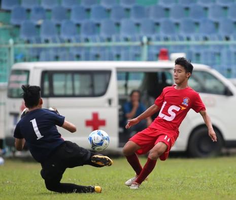 VCK U15 Quốc gia cúp Thái Sơn Bắc 2016: SL Nghệ An bị loại đau - ảnh 2