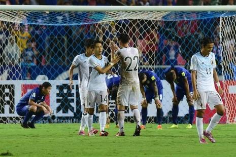 Vòng loại World Cup khu vực châu Á: Tinh thần không đủ cho Thái Lan - ảnh 1
