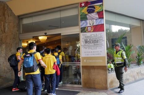 Tuyển Futsal Việt Nam tại World Cup: Viết tiếp câu chuyện từ Asian Cup 2015 - ảnh 5