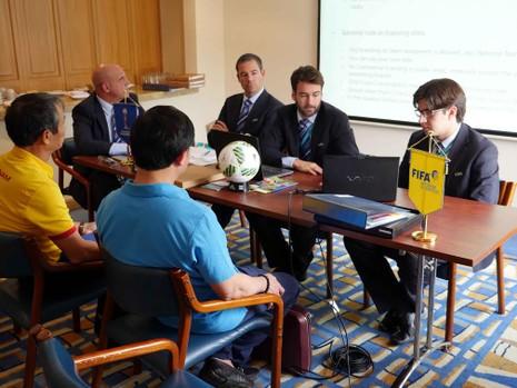 Tuyển Futsal Việt Nam tại World Cup: Viết tiếp câu chuyện từ Asian Cup 2015 - ảnh 2